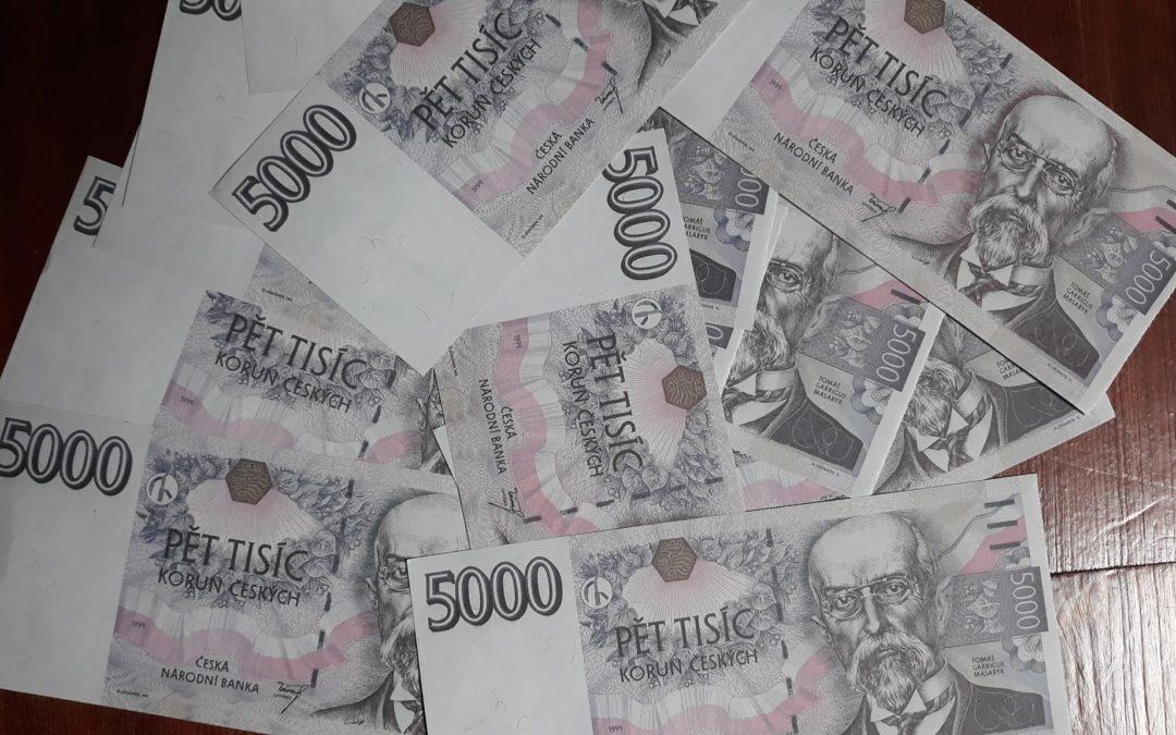 Sobota 20.6. a Neděle 21.6. seminář Jak si (ne)přitáhnout finanční hojnost