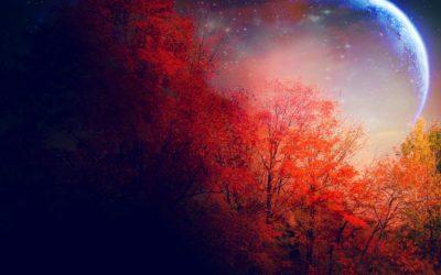St 20. 10. od 18:30 – 20:00 Úplňkové podzimní zpívání manter